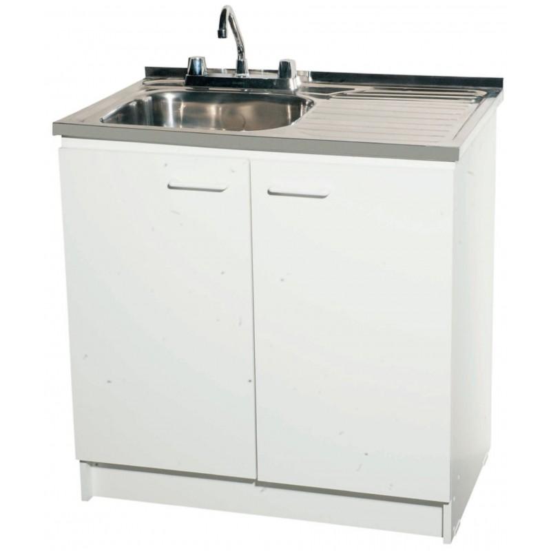 mueble para lavatrastos mueble lavaplatos 800x500mm tebisa chile